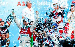 Di Grassi and Bird fly to leave Championship wide open in Zurich