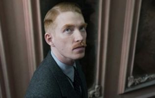 Domhnall Gleeson's new horror film, The Little Stranger, looks creepy as hell