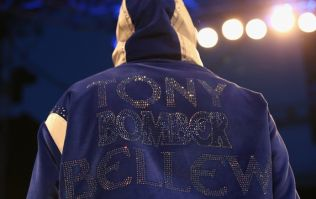 Tony Bellew wants stadium fight with Tyson Fury