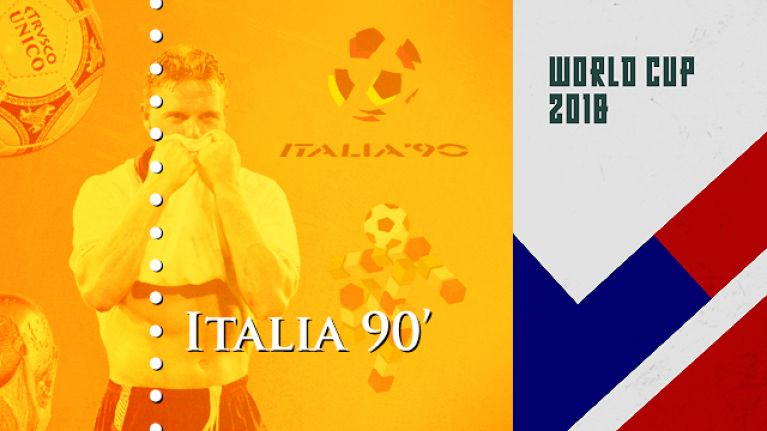 Why Italia 90 was the best World Cup ever