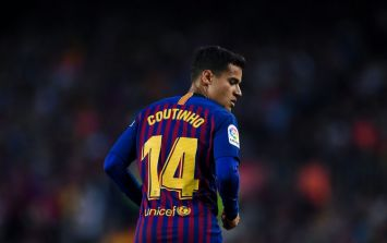 Liverpool fans are fuming after Philippe Coutinho's last tweet