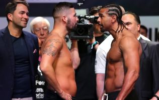 Tony Bellew sends message to David Haye after retirement announcement
