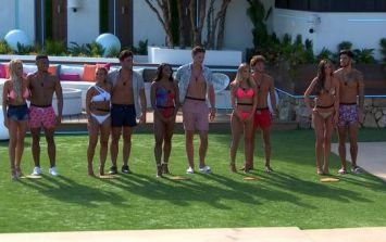 One of the Love Island contestants has dropped out for 'personal reasons'