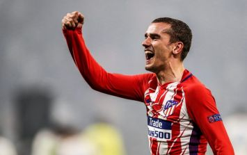 Antoine Griezmann has made a decision on his future