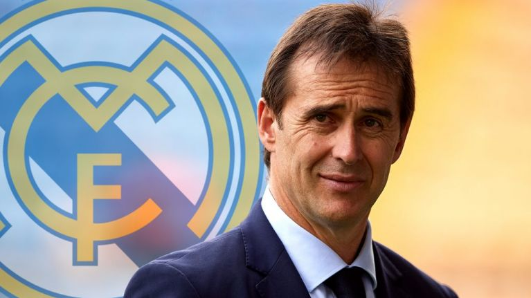 Image result for julen lopetegui to real madrid