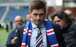 Steven Gerrard's latest Rangers signing has been confirmed