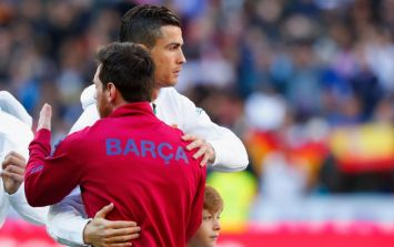 Real Madrid boss has previously stated that he prefers Lionel Messi to Cristiano Ronaldo