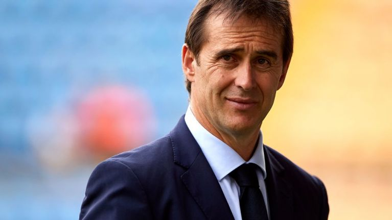 Reports claim Spain could sack manager Julen Lopetegui on eve of World Cup