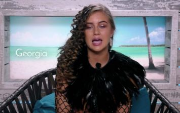 People think Georgia looked like a Game of Thrones character on last night's Love Island