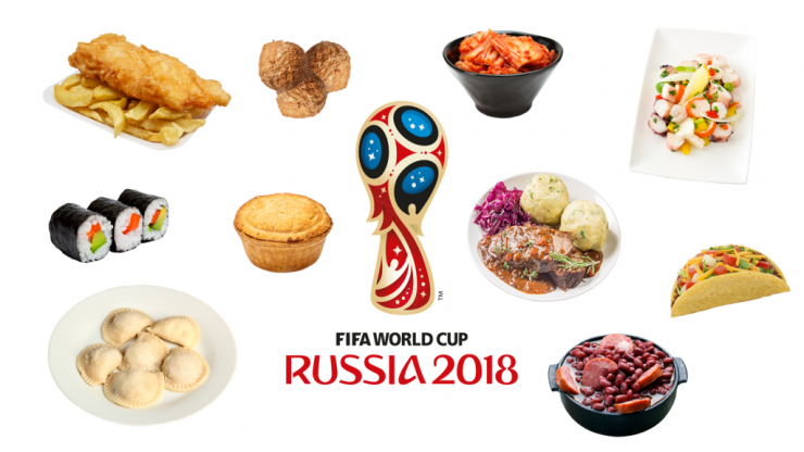 The national dish of every country at the World Cup, ranked from worst to best