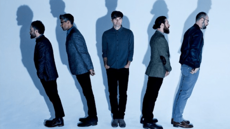 """LISTEN: Death Cab for Cutie return with """"Gold Rush"""""""