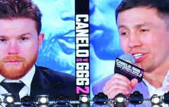 CONFIRMED: Canelo Alvarez and Gennady Golovkin have agreed to a rematch in September