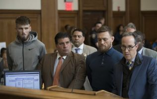 Conor McGregor appears in court to face bus assault charges, apologises for behaviour