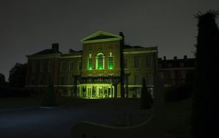 London landmarks lit green to commemorate Grenfell fire one year on