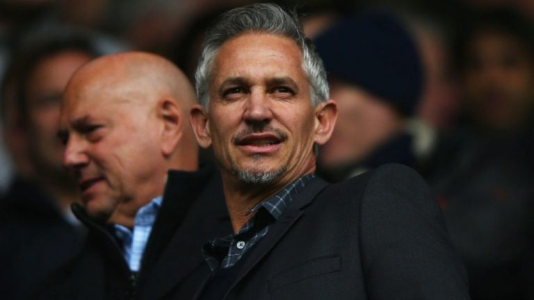 Gary Lineker could be set for another risqué outfit if England win the World Cup