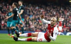 Jack Wilshere could be on his way out of Arsenal after cryptic message