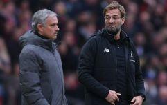 Jose Mourinho is not happy about Liverpool's post-Champions League advantage