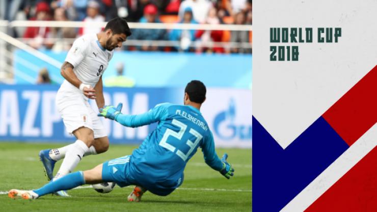 World Cup Comments: Egypt performance shows Luis Suarez is now a spent force