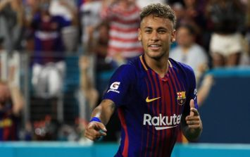 Neymar could be set for shock move to Barcelona just one year after leaving