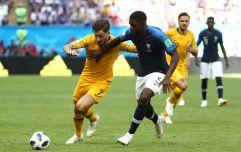 Samuel Umtiti posts perfect response to nightmare handball on Instagram