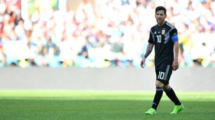 Subtle Lionel Messi Tribute From Adidas During Argentina Vs Iceland Did Not Go Unnoticed Joe Co Uk