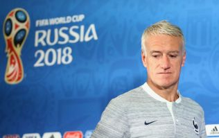 Didier Deschamps names frighteningly strong starting XI for France's World Cup opener