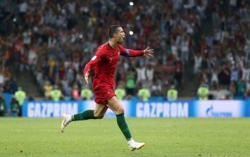 Ludicrous stat proves Cristiano Ronaldo is getting better with age