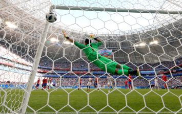 WATCH: Aleksandar Kolarov scores stunning free-kick against Costa Rica