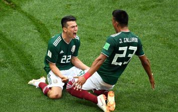 WATCH: Mexico shock Germany with stunning counter-attack goal