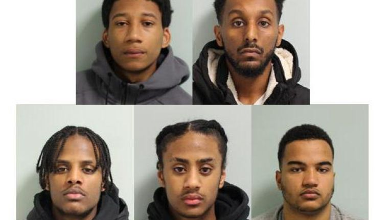 Drill rap group banned from making music without police permission