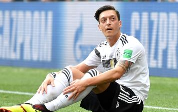It's obvious what Germany need to do with Mesut Ozil after poor performance against Mexico