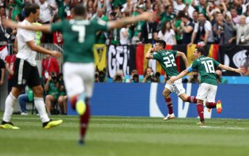 WATCH: Mexico's winner is even better with Andres Cantor's legendary commentary