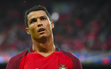 Legendary bust of Cristiano Ronaldo replaced with one bearing 'better likeness'