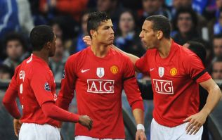 Patrice Evra recalls how 'upset' Cristiano Ronaldo responded to table tennis defeat by Rio Ferdinand