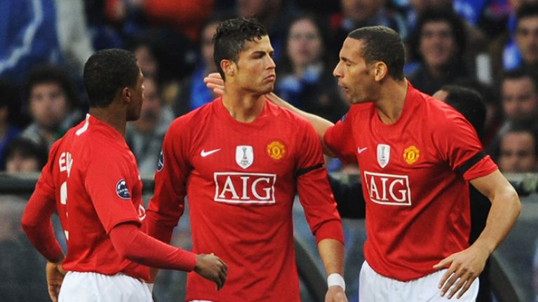 Patrice Evra recalls how 'upset' Cristiano Ronaldo responded to table tennis defeat by Rio Ferdinand