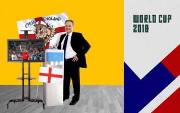 Seven things that always happen when England play at the World Cup