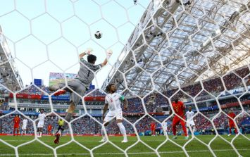 WATCH: Dries Mertens scores screamer for Belgium against Panama