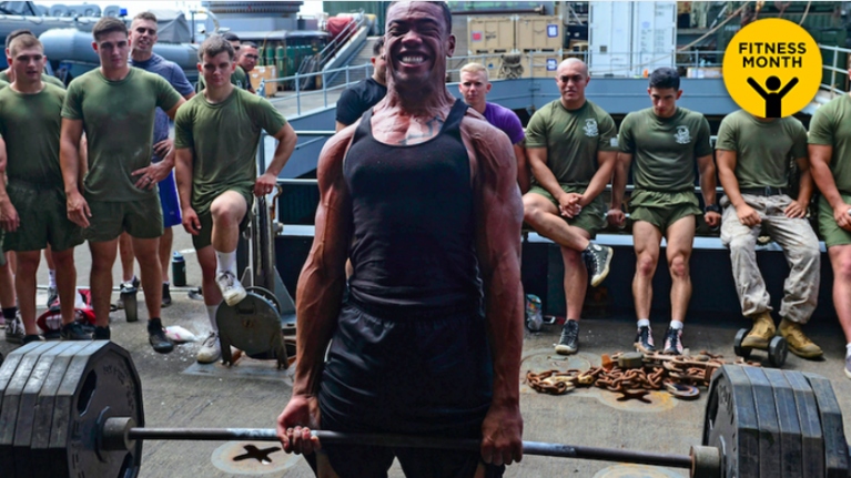 Want to get seriously strong? Periodise your training plan
