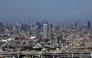Three dead and 200 injured in Japan rush hour earthquake