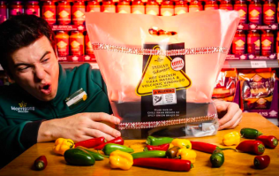 Morrisons launches hottest supermarket curry ever for World Cup