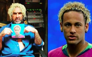 Eric Cantona absolutely rinses Neymar in latest Instagram post