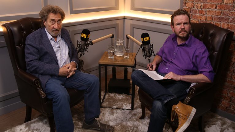 Unfiltered with James O'Brien | Episode 36: Howard Jacobson