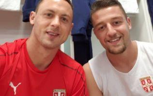 Man United fans will love Nemanja Matić's latest Instagram post with rumoured target