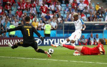 Cesc Fabregas trolls Thibaut Courtois beautifully after Belgium World Cup victory