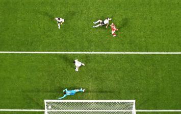 Egypt defender scores calamitous own goal against Russia