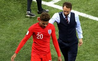 England confirm Dele Alli has sustained a thigh injury