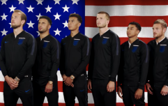 WATCH: James Corden helps England team plead for America's support in the World Cup