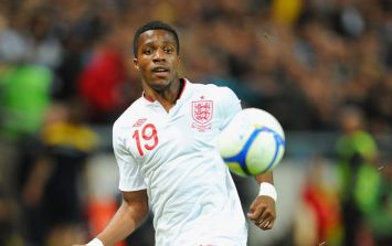 Wilf Zaha points to absurd newspaper caption as prime example why he didn't choose England