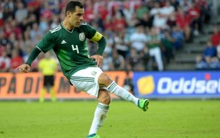 Why Rafael Marquez cannot drink from the same bottles as his Mexico teammates