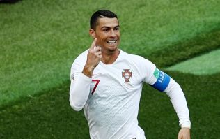 Cristiano Ronaldo broke another record with his goal against Morocco